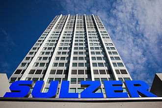 Sulzer (manufacturer) - Sulzer headquarters in Winterthur, Switzerland