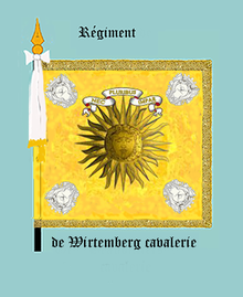 Image illustrative de l'article Régiment de Wirtemberg cavalerie