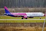Wizz Air, HA-LXH, Airbus A321-231 (31081727467).jpg