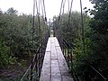 Wobbly suspension bridge - geograph.org.uk - 972050.jpg