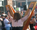 Woman on St Andrews Cross.png
