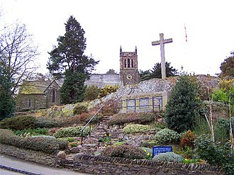 William Railton - Image: Woodhouse Eaves church 2006 03 029 043web