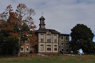 Woodstock Academy Privately operated school