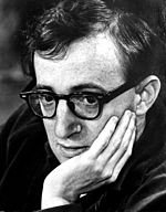 Woody Allen in the 1970s.