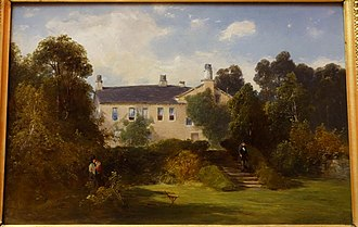 White Moss House - White Moss House by William Hart, 1852