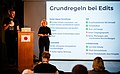 "Workshop ""Netzpolitik meets Wikipedia"", Martin Kraft und Lilli Iliev 1.jpg"