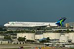 World Atlantic, McDonnell Douglas MD-83, N802WA (15675276167).jpg