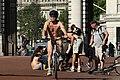 World Naked Bike Ride in London on The Mall, June 2013 (15).JPG