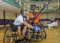 Wounded warriors play lacrosse. (9452739512).jpg