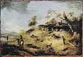 Wouwerman, Philips - Sandbank with Travellers - Google Art Project.jpg