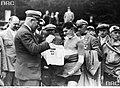 Wyścig kolarski Dookoła Polski – zakończenie etapu Warszawa – Łódź (1929).jpg