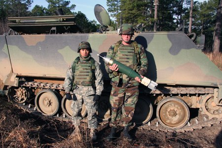 XM395 Precision Guided Mortar Munition