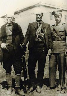 Xhem Hasa Albanian nationalist