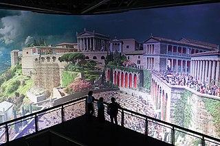 Pergamon-Panorama