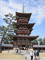 Yakushi-ji National Treasure World heritage 国宝・世界遺産薬師寺32.JPG