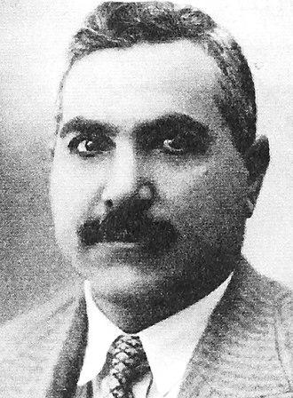1930 Iraqi parliamentary election - Image: Yasin Hashimi, 1927