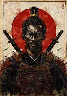 Yasuke by Anthony Azekwoh