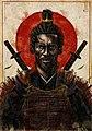 Yasuke by Anthony Azekwoh.jpg