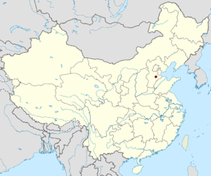 Ying Prefecture (Hebei) - Image: Yingprefecture