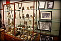 You will see this displaying case when you immediately enter into the Museum; it is next to the information desk. There are many figurines and statuettes.JPG