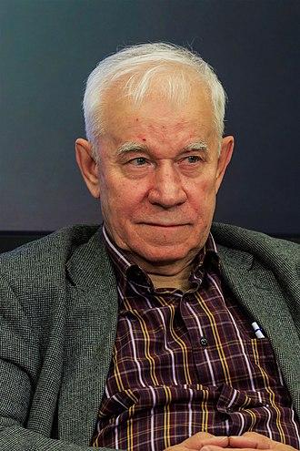 Yuriy Abramochkin - Image: Yury Abramochkin M2017 05
