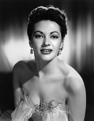 2007 in Canada - Yvonne De Carlo died January 8
