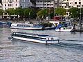 Zürich - Quaibrücke - Limmat IMG 4428.JPG
