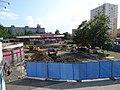 Zahradní Město, rekonstrukce prostranství před Cílem (02).jpg