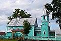 Zamshany Ratnivskyi Volynska-Saint Michael church-north view-1.jpg