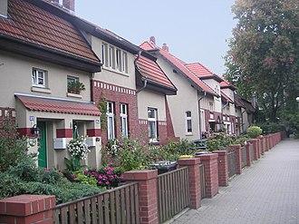 Gelsenkirchen - A former mining settlement