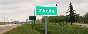 Zhoda - Image: Zhoda