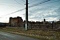 Zidurile de la intrare in curtea domneasca-ruine.jpg