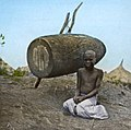 """African Drum, Livingstonia"", Malawi, ca.1910 (imp-cswc-GB-237-CSWC47-LS4-1-031) (cropped).jpg"