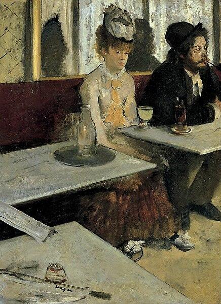 "File:""L'Absinthe"", par Edgar Degas (1876).jpg"