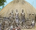 """Man and group of Senga Wives, Livingstonia"", ca.1910 (imp-cswc-GB-237-CSWC47-LS4-1-019) (cropped).jpg"