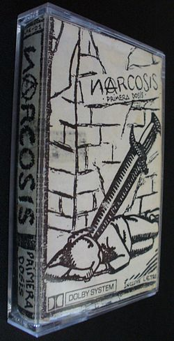 """Primera Dosis"" by Narcosis - 1985 cassette.jpg"