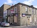 """The Bees Knees"" (Pub) St James Street, Accrington, Lancashire, BB5 1LY - geograph.org.uk - 1823993.jpg"