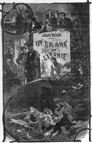 A Drama in Livonia cover