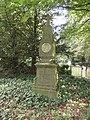 's-Hertogenbosch Rijksmonument 522406 begraafplaats Groenendaal Grafmonument van Paesschen.JPG