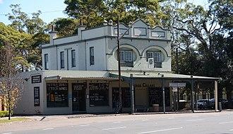 Beecroft, New South Wales - Shops at Beecroft