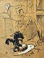 (Albi) Les grands concerts de l'Opéra. Ambroise Thomas assistant à une répétition de Françoise de Rimini 1896 - Toulouse-Lautrec.jpg