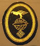Ärmelabzeichen einer DZR-Dienstuniform.jpg