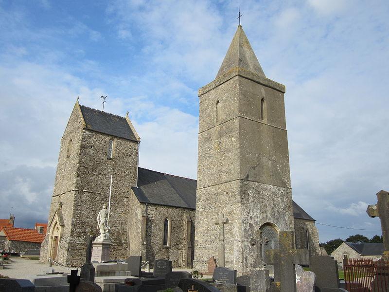 églises des fr:Les Moitiers-d'Allonne