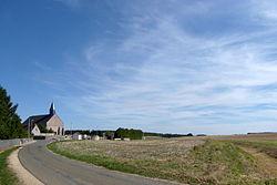Église Saint-Arnoult Saint-Arnoult-des-Bois Eure-et-Loir France.JPG