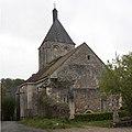 Église saint Laurent et Notre Dame de Gargilesse-Dampierre-20120428.jpg