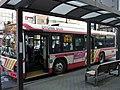 Ōtone Kōtsū Bus 1053 at Toride Station 02.jpg