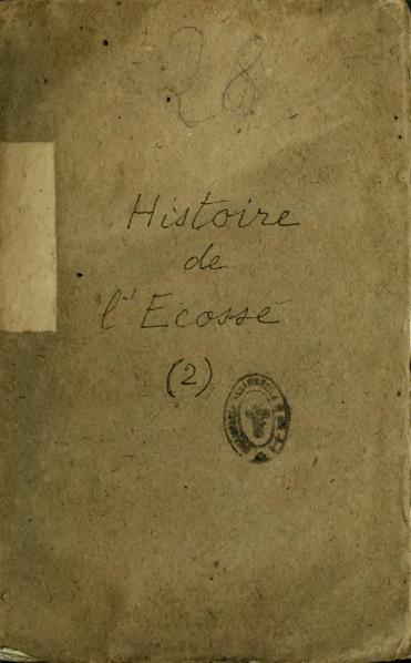 File:Œuvres de Walter Scott, Ménard, traduction Montémont, tome 28, 1838.djvu