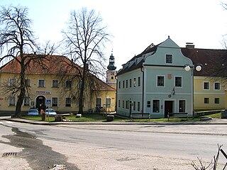 Římov (České Budějovice District) Municipality in South Bohemian, Czech Republic