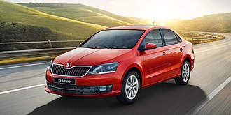 Škoda Auto India Private Limited - ŠKODA Rapid