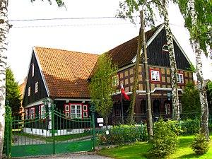 Olędrzy - An 18th-century Mennonite farm in Żuławki, Poland